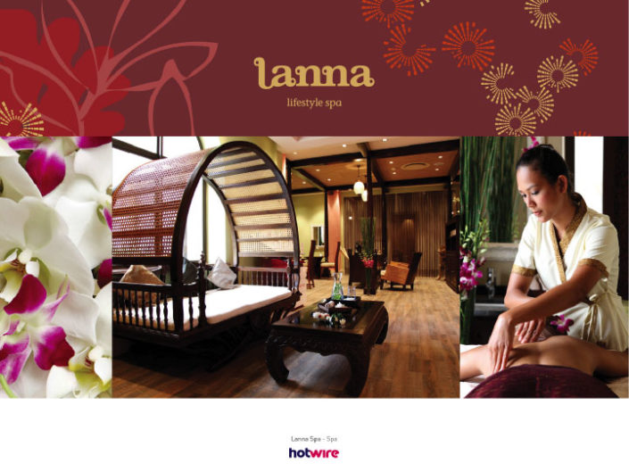 Lanna Spa | hotwire Marketing